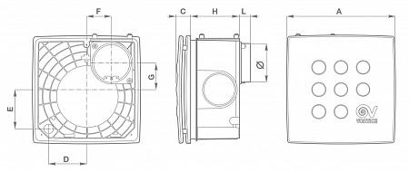Vort Quadro MICRO 100 I T HCS 12065